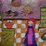 The Kitchen Lover - Mixed media pai..